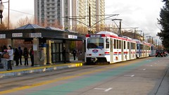 TRAX at Courthouse Station
