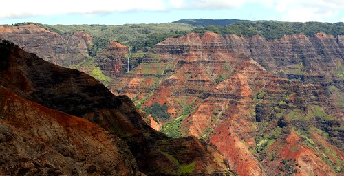 beautiful beauty spectacular landscape island hawaii view natural pacific grand canyon kauai waimea konomark
