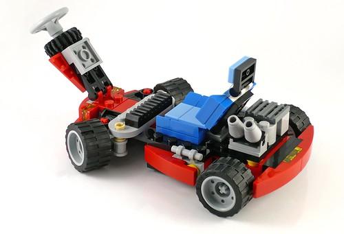 LEGO Creator 31030 Red Go-Kart 05