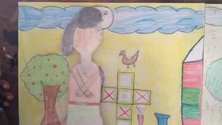 Video production Moengo 1, by Razia Barsatie