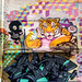 Tiger in The Solidarity Movement Singapore x Thailand 2015. by BonusTmc