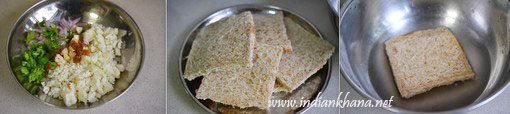 Paneer-Bread-Dahi-Vada-Recipe