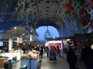 Markthal Rottedam