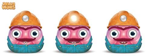 Jelly Wars: Miner