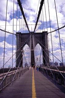 Brooklyn Bridge (May 2003)