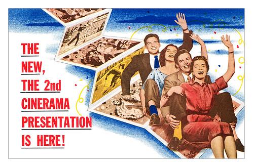 Cinerama postcard
