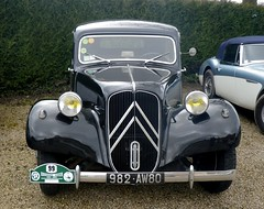 Citroen Traction 11 B normale
