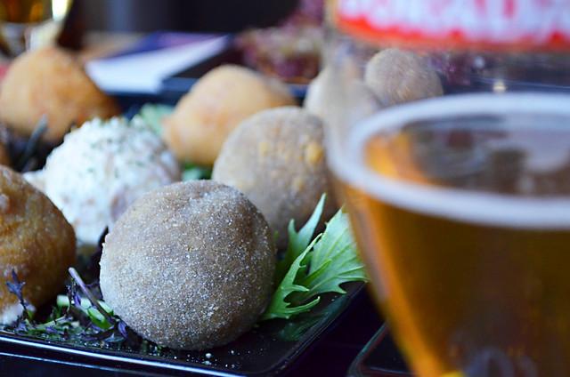 Croquettes, tapas, Tenerife