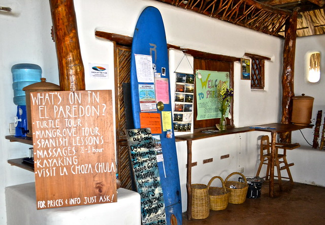 paredon surf house - tours