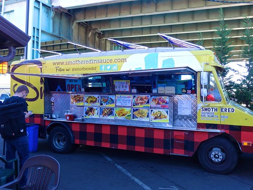 Smothered Food Truck in San Francisco