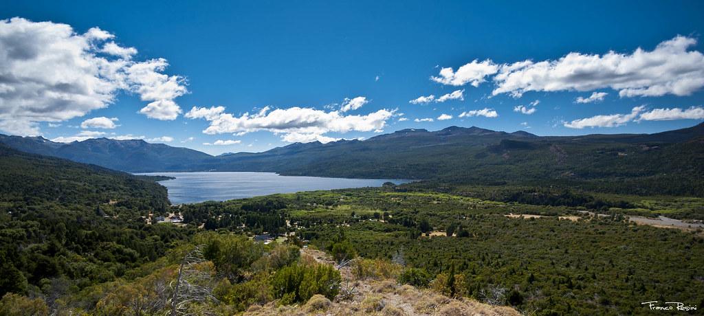 Panorámica del Lago Futalaufquen