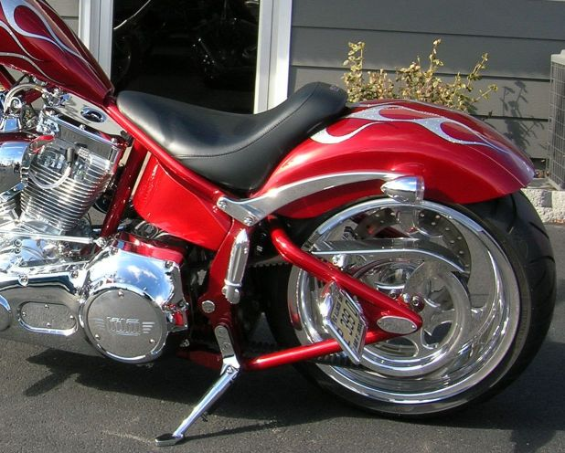 Руль на мотоцикл своими руками