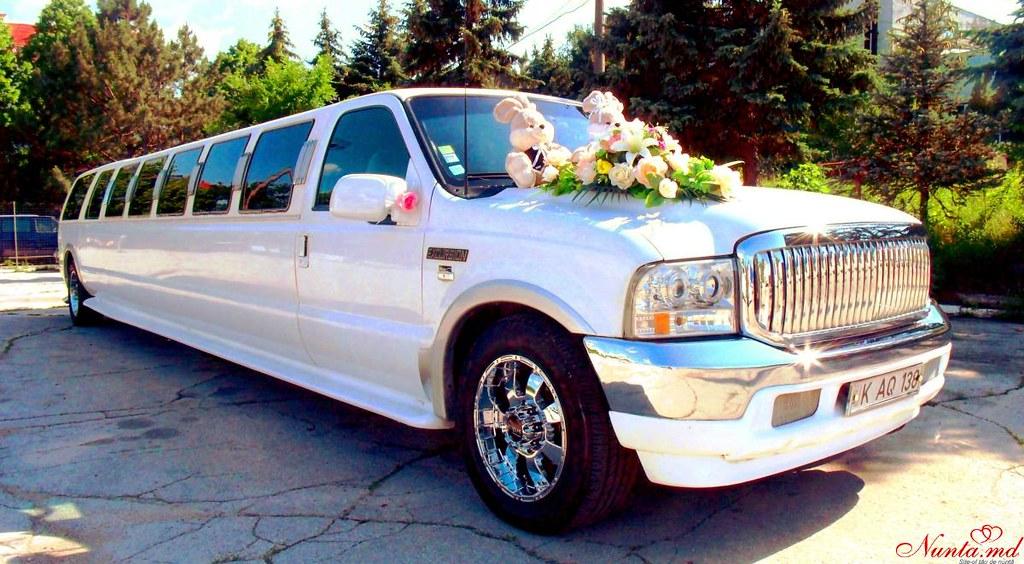 """""""Limos""""- închirierea limuzinelor şi automobilelor în Chişinău, Moldova pentru ceremonii la un preţ avantajos."""