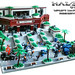 LEGO Halo 3 ODST Uplift Nature Reserve by TRLegosfan