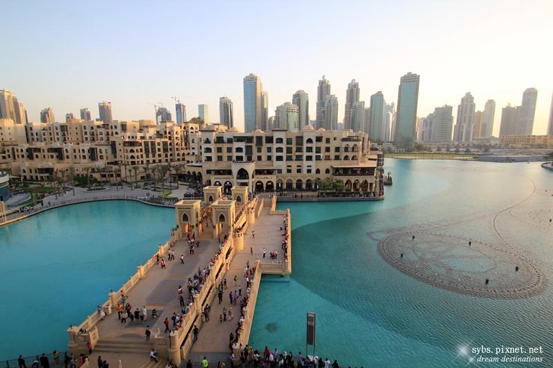 杜拜,Dubai,遊記,旅遊,旅行,Mall,商場,水舞,音樂噴泉,杜拜地鐵