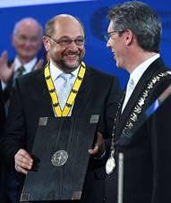 Schultz Charlemagne Prize