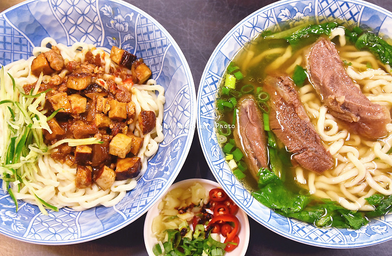 台中公益路平價美食小吃餐廳山東餃子麵食館10