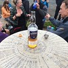 A bottle of Royal Lochnagar atop said mountain helps RDS celebrate compleating #scotland #hills #whisky