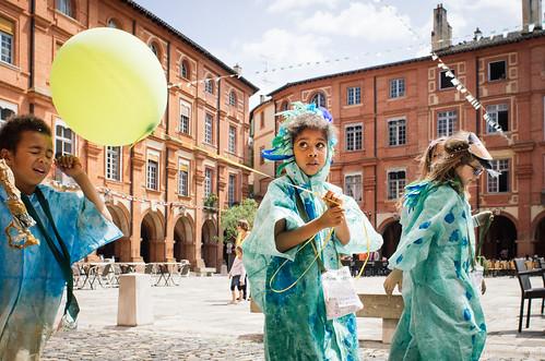 Carnaval à Montauban - Carnet de voyage France