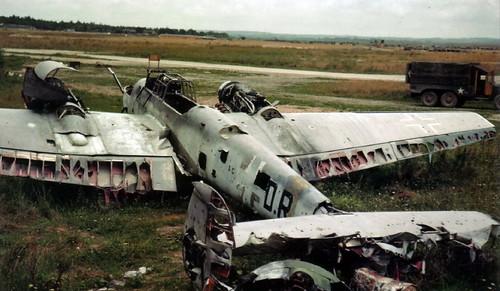 Messerschmitt-Bf-110 3G+DR