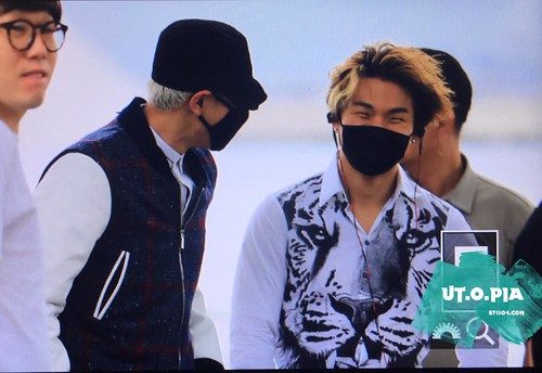 Big Bang - Incheon Airport - 25aug2015 - Utopia - 05