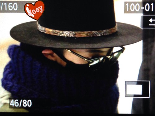 Big Bang - Gimpo Airport - 27feb2015 - G-Dragon - Joey_GD - 01