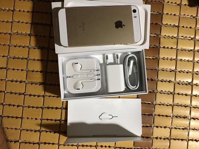 iPhone SE 16GB Chính hãng Chưa Active Nguyên Hộp - 139391
