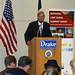 Agriculture Secretary Vilsack Drake Univ LGBT event