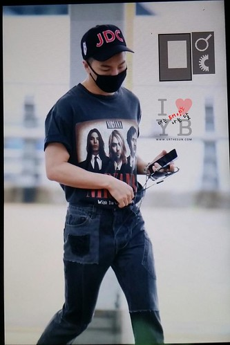 Big Bang - Incheon Airport - 26jun2015 - Urthesun - 02