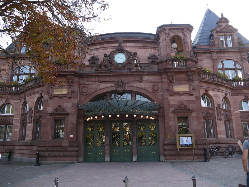 ISWC 2016 at Kongresshaus Stadthalle Heidelberg