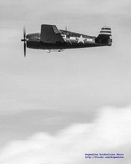 Hellcat Against the Clouds