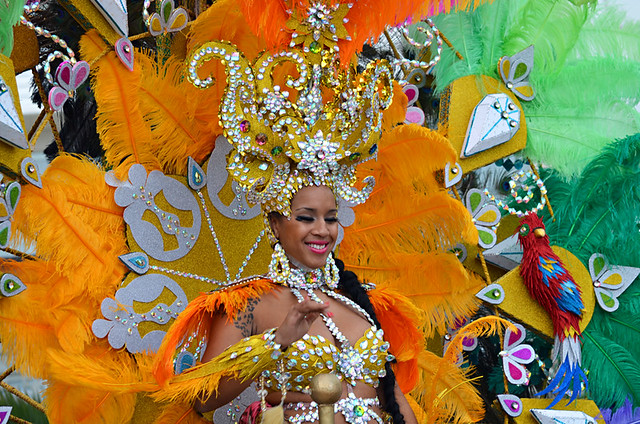 Carnival, Puerto de la Cruz,March, Tenerife