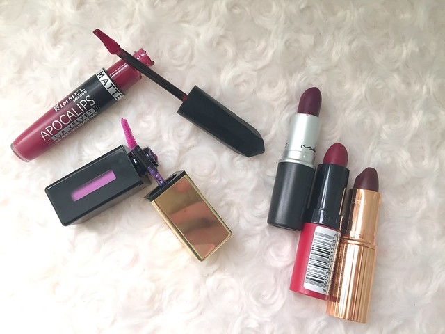 Autumn & Winter Lipsticks 2014
