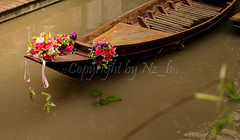 rowboat in river 1