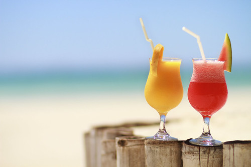 Top 10 Resort Drink Recipes