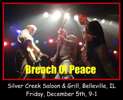 Breach Of Peace 12-5-14