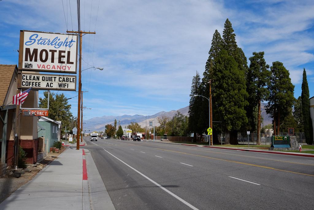 Motel  Mammoth Mountain