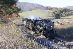 Western Maryland Scenic Railway  (287)