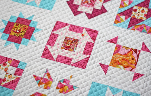 IG Mini Quilt Swap Sampler_quilting