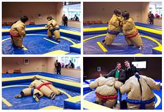 Eye on UMSL:  Sumo students:  Nov. 17, 2014