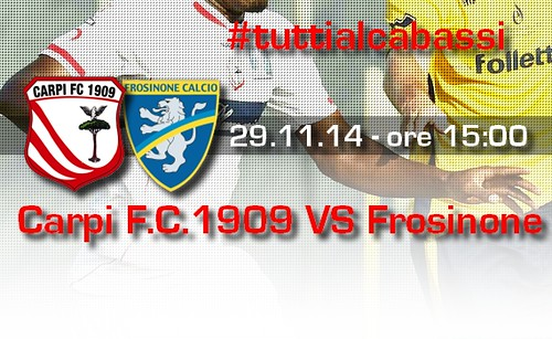 Carpi VS Frosinone