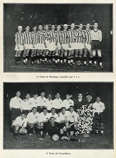 Botafogo x Corinthians - Campeão dos Campeões