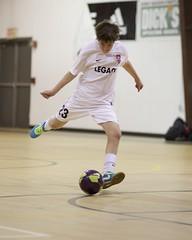 Learning to Shoot Soccer: December 2014