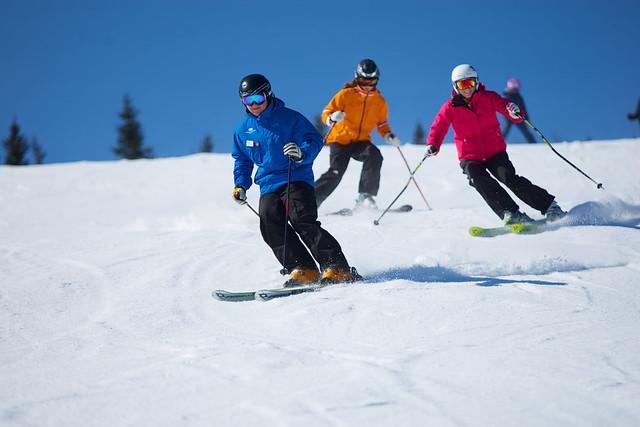 Mount Snow Learn To Ski