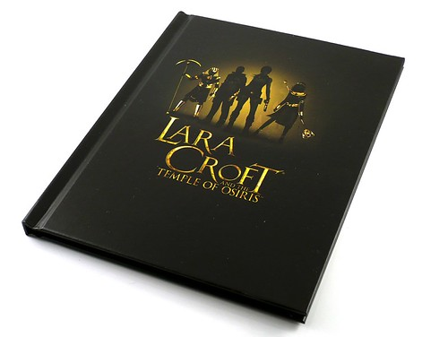 Lara Croft and the Temple of Osiris Art Book