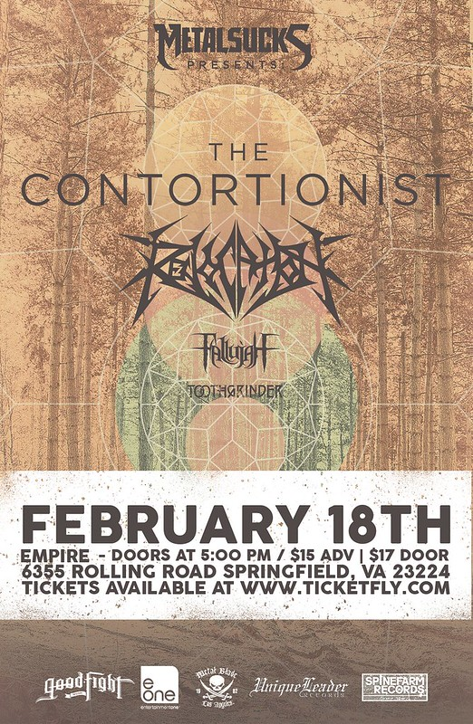 The Contortionist at Empire