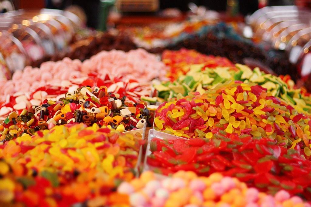 Winter Wonderland candies