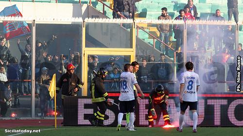 Catania-Frosinone 1-2, il tabellino$