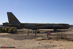 58-0183 - 464251 - USAF - Boeing B-52G - Stratofortress - Pima Air and Space Museum, Tucson, Arizona - 141226 - Steven Gray - IMG_7832