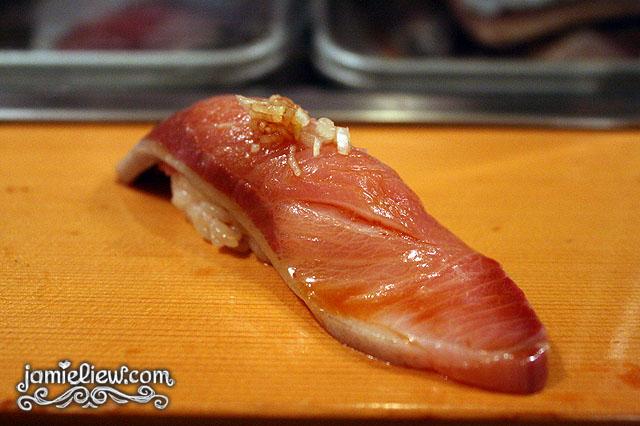 sushi dai amberjack